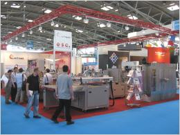 ESC-Messestand Fespa 2010